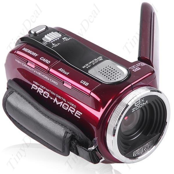 Tinydeal: Купить цифровую видеокамеру за копейки
