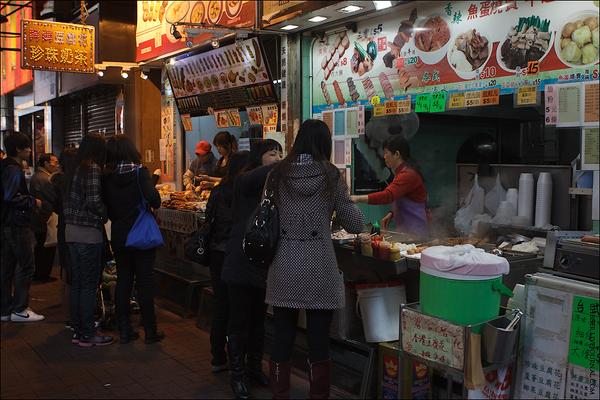 Что едят в Гонконге