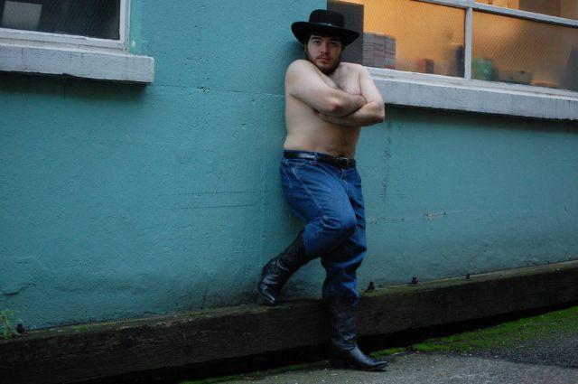 Пин-ап толстячок