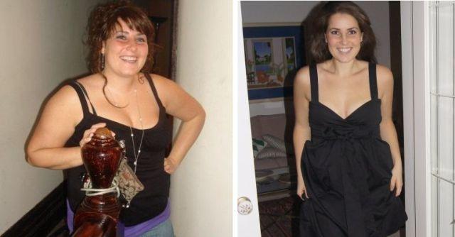 Толстяки: до и после