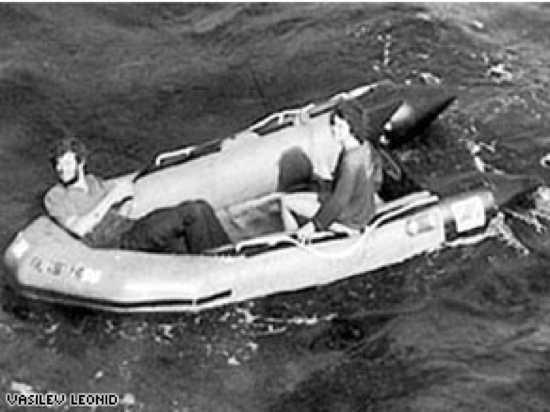Выжившие в экстремальных морских условиях