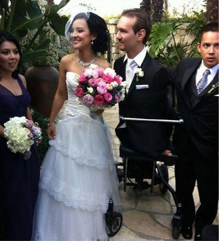Свадьба сильного человека