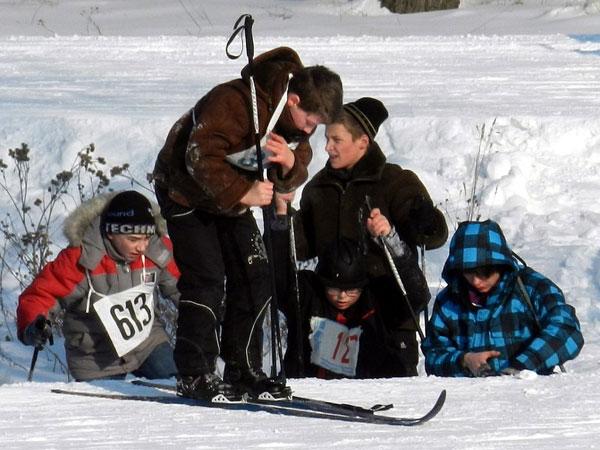 «Минская лыжня - 2012»