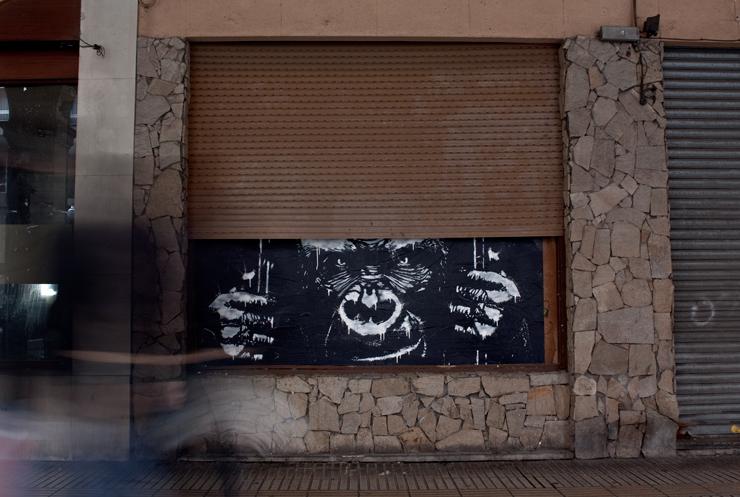 Стрит-арт от Mr. X