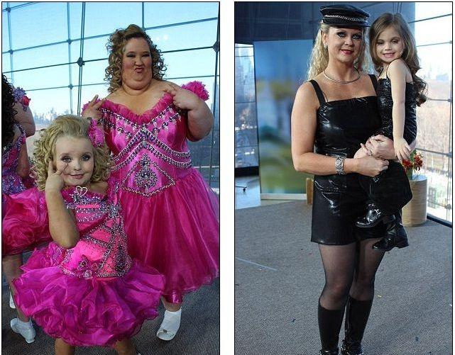 Мамы с дочками