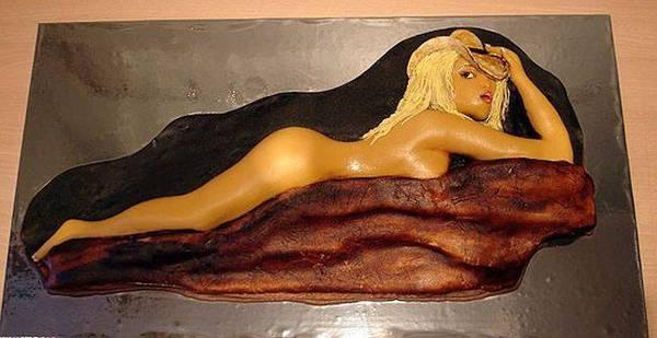 Невероятные торты