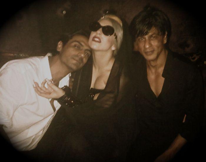 Леди Гага - фото из твиттера