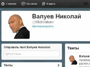 Николай Валуев пригрозил судом блогеру-шутнику