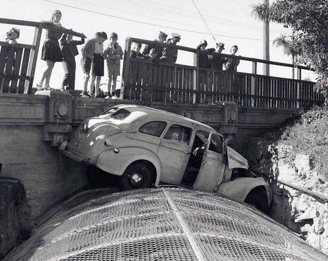 Винтажные аварии