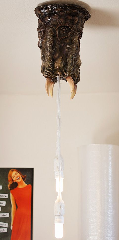 Лампа для фанатов Халфы