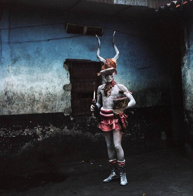 Рестлеры Конго - брутальные портреты