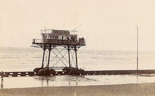 Подводная электричка