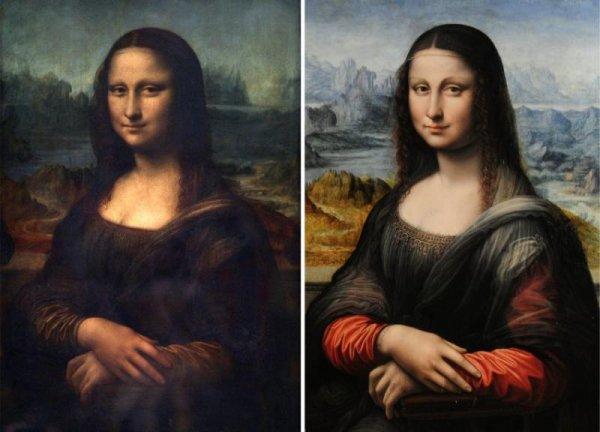 У «Моны-Лизы» есть «сестра-близнец»