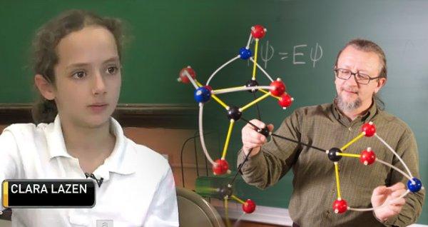 Десятилетняя девочка изобрела супермощную взрывчатку
