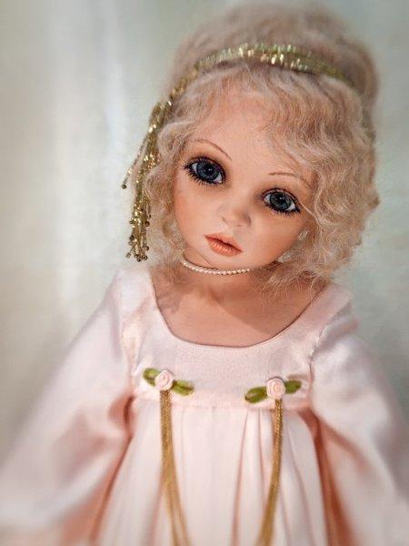 Фарфоровые куклы Сью Линг Ванг