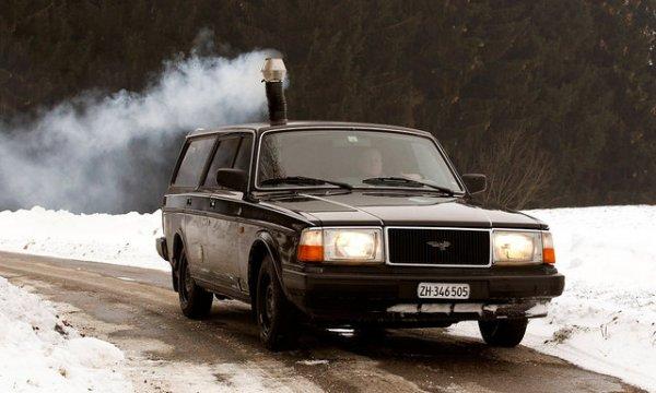 Как не замёрзнуть зимой в машине