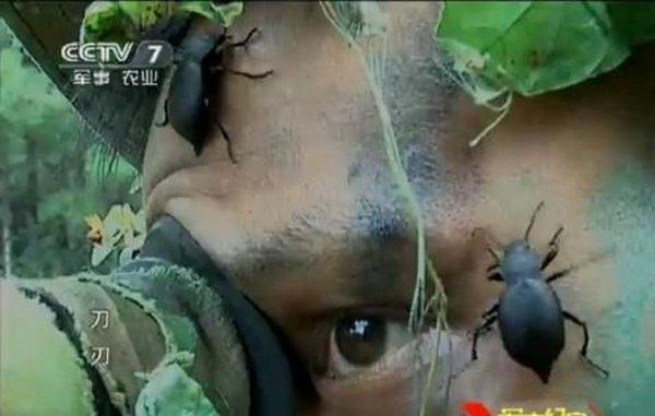 Как тренируют китайских снайперов