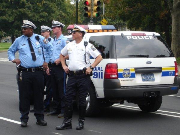 Полицейский США