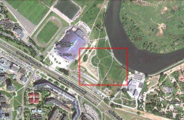 Армия Катара начинает строить в Минске спорткомплекс и гостиницу стоимостью $80 млн
