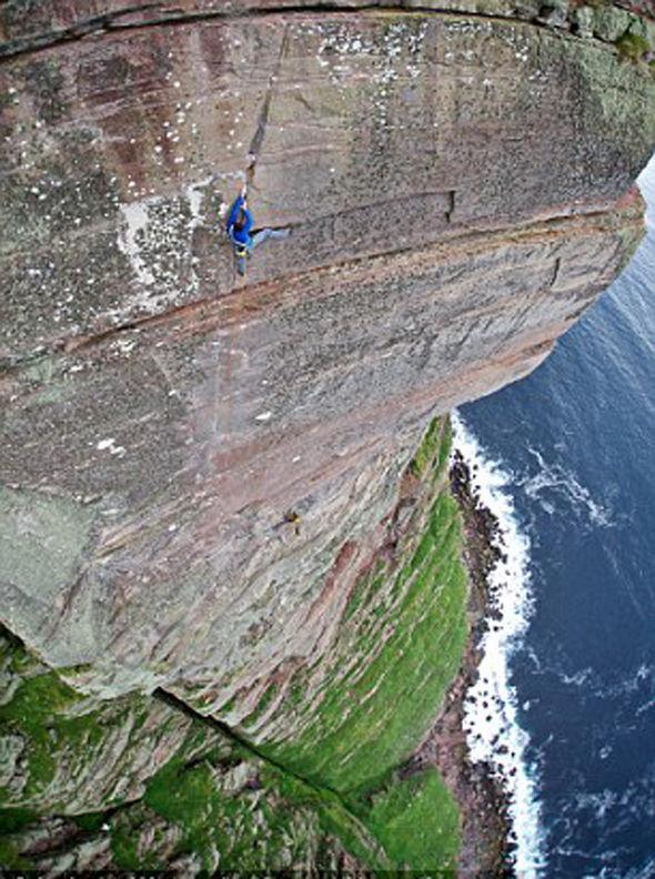 А ты боишься высоты?