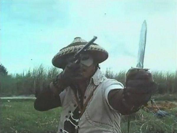 Индийский виртуоз с револьвером
