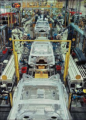 Jaguar и Land Rover скоро будут собирать в Китае