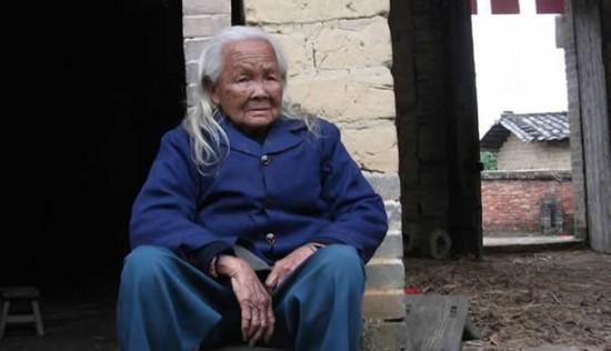95-летняя старуха восстала из гроба