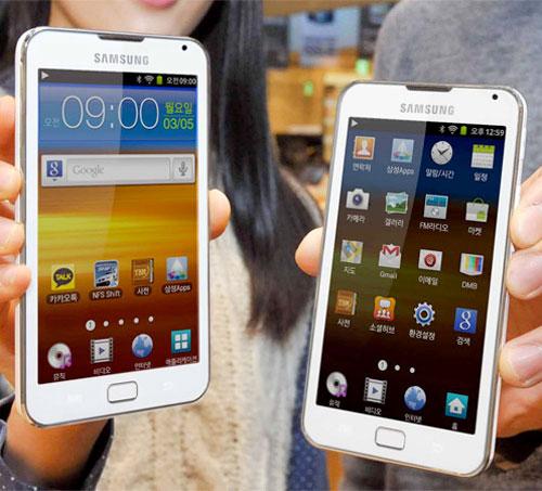 Samsung Galaxy Player 70 Plus — первый в мире двухъядерный медиаплеер