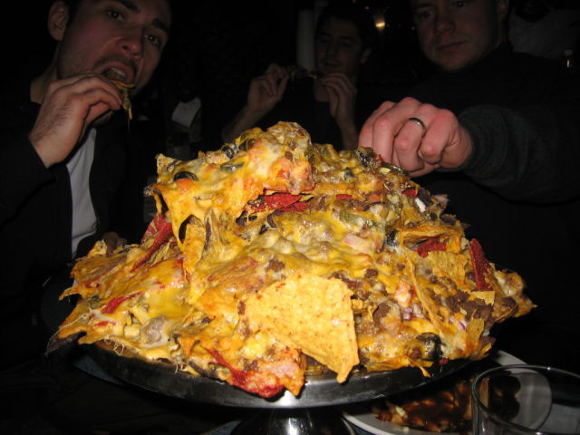 Всякая необычная еда