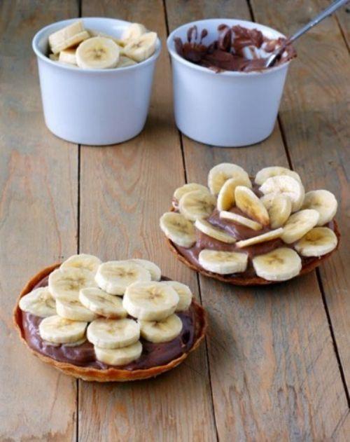 Десерты с бананами!