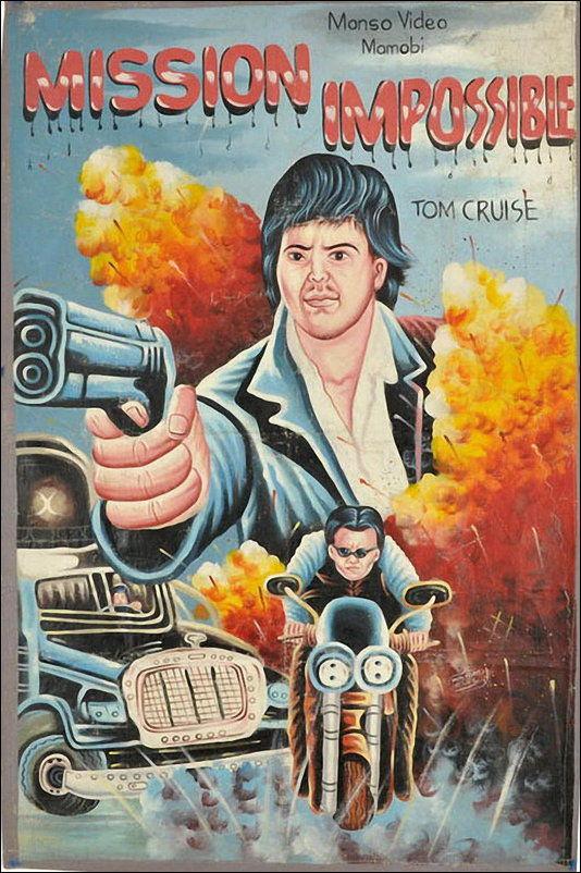 Постеры лучше чем фильмы!