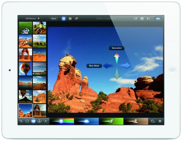Новый iPad третьего поколения