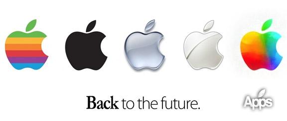 Логотип Apple может вновь измениться
