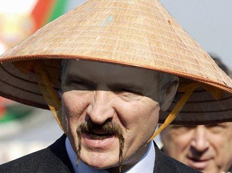 Для чего Лукашенко китайцы?