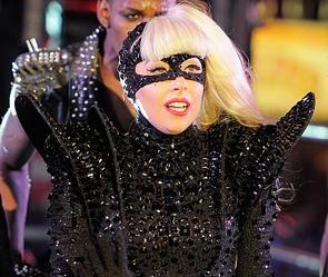 Леди Гага поставила рекорд в Twitter
