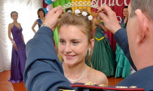Мисс Зона 2012