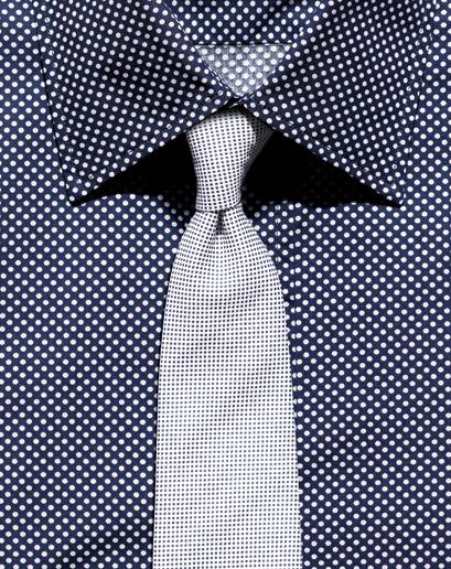 Микропринт — модный тренд сезона весна 2012