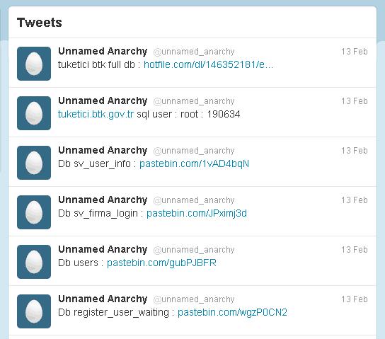 Турция заблокировала Pastebin и TinyURL