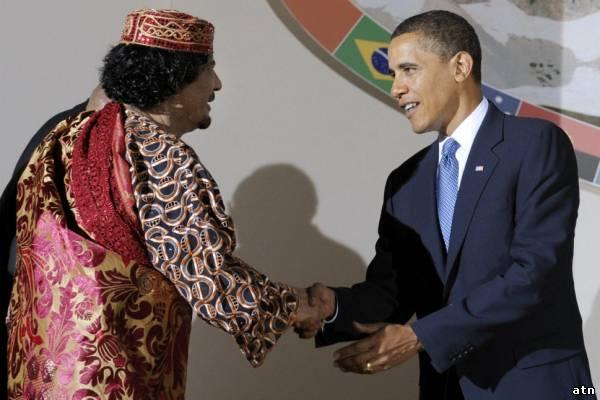 ООН посмертно похвалила Муамара Кадафи за соблюдение прав человека