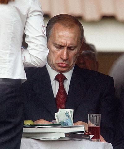 Путин - богач?