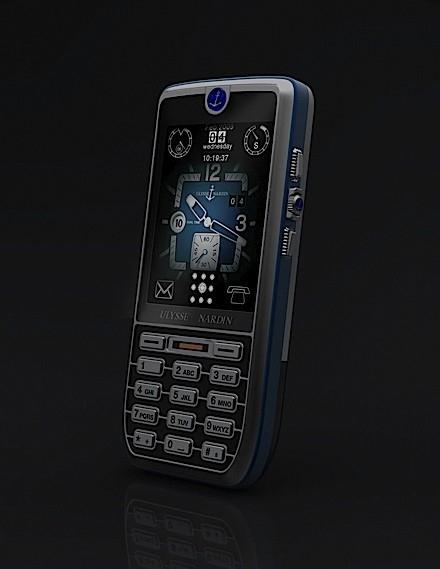 Механизированный телефон от Ulysse Nardin
