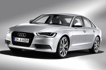 Audi A6 признан лучшим автомобилем года в Азии