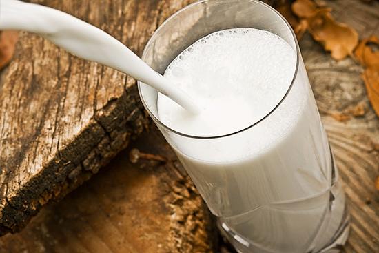 Молоко укрепляет память