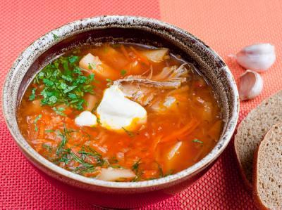 ТОП-10 национальных блюд к Евро-2012