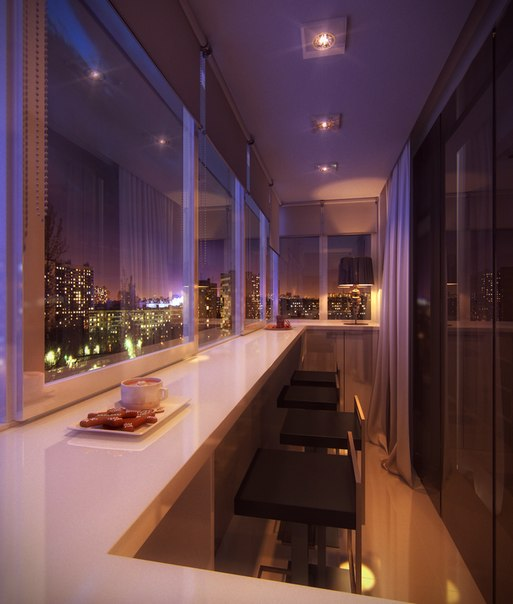 Балконы мечты