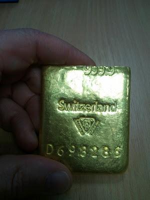 Про американский золотой запас
