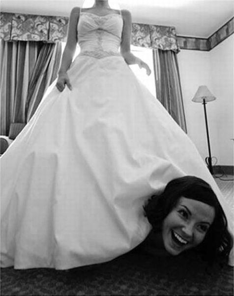 Забавные фото со свадеб