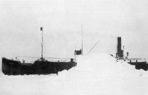 Baychimo - корабль-призрак