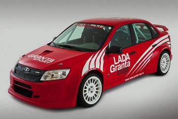 Спортивная Lada Granta пройдет тесты в Европе