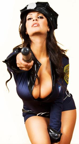 Полиция США в кино и наяву